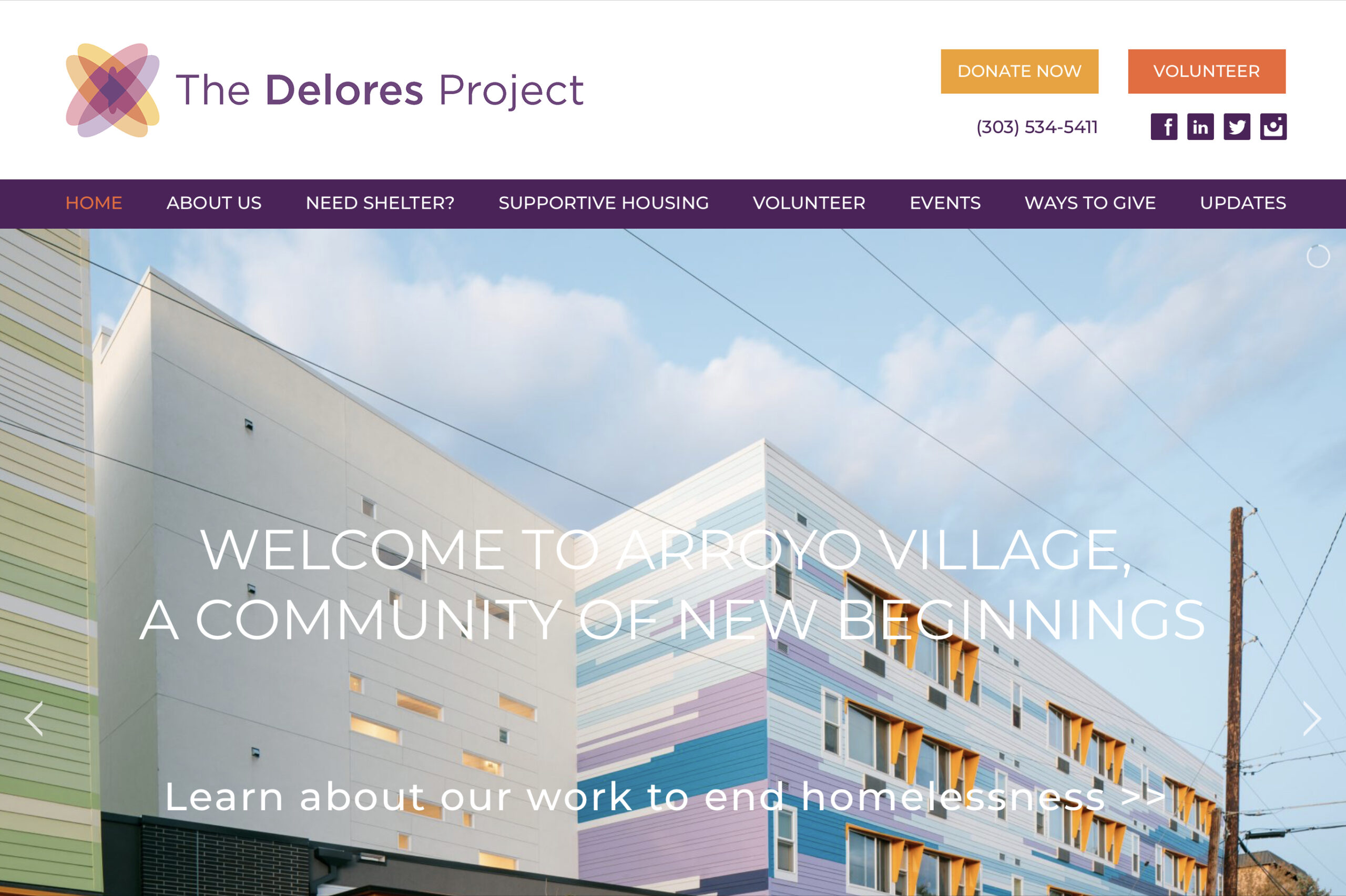 The Delores Project